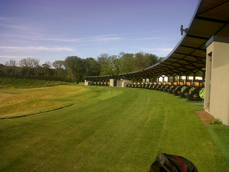 Les training center de golf en France