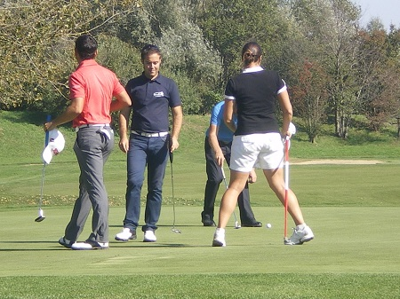 L'avenir du golf tricolore et européen sur les greens du golf du Gouverneur
