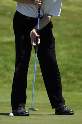 Ancrer son long-putter : de l'histoire ancienne au golf...