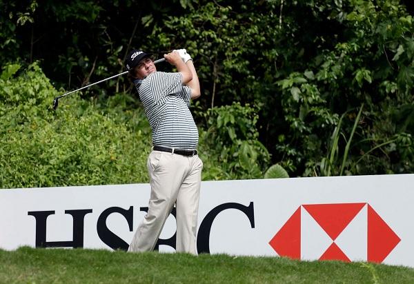 Jason Dufner, révélation du PGA Tour en 2012 présent au Abu Dhabi HSBC Golf Championship