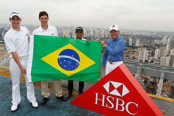 Gary Player en mission pour le retour du Golf aux JO 2016 de Rio