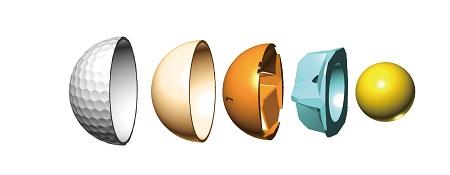 Balle JPX : La balle de golf la plus polyvalente