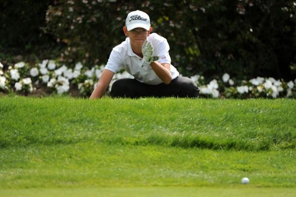 Les juniors passionnés de golf comme les grands !