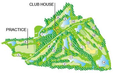 Golf Le Kempferhof