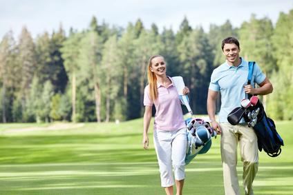 Qu'est-ce que l'étiquette au golf ?