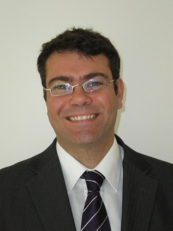 Laurent Agostini, fondateur de jeudegolf.org