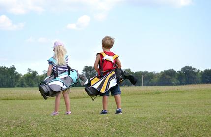 L'avenir du golf passe par les plus jeunes !