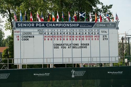 Senior PGA Championship 2013