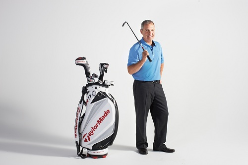 Mark King, le patron de TaylorMade Golf