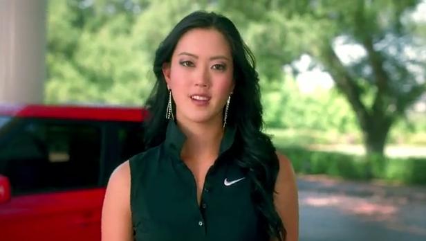 Michelle Wie : un phénomène marketing ou une championne de golf ?