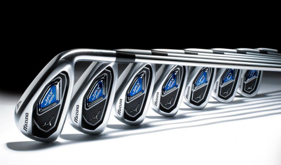 Nouvelle série de fers Mizuno JPX 825