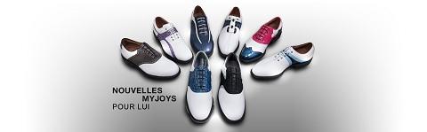 MyJoys - Chaussures de golf Footjoy