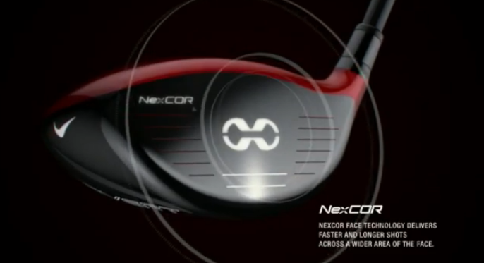 Face Nexcor du Driver VRS Covert prévu pour sortir en février 2013