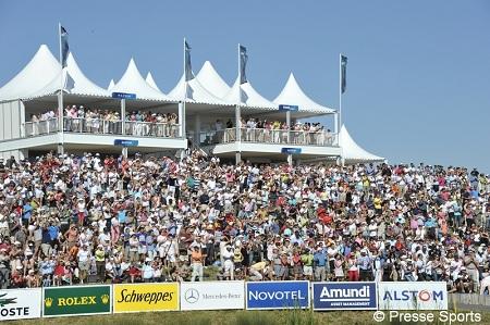 Alstom Open de France de golf 2012 à Saint-Quentin en Yvelines