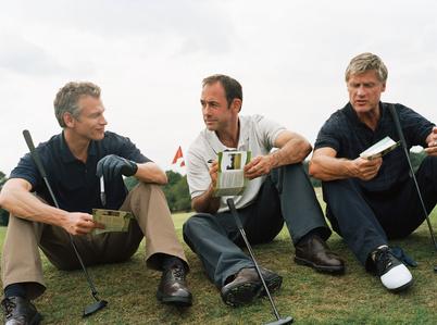 Rencontrer des partenaires pour jouer au golf