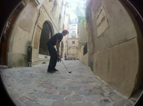 Les autres formes de golf : street golf, beach golf, ou urban golf