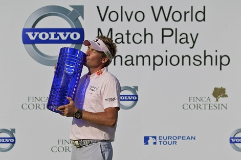 Poulter ! Un habitué du Volvo World Match Play Championship