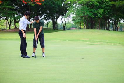 Apprendre le golf en s'amusant !