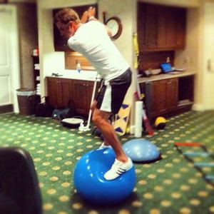 Préparation physique de haut niveau pour les golfeurs professionnels