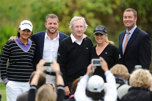 Evian Masters 2012 : un évènement de plus en plus international