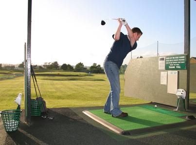 Prendre des cours avec un pro de golf