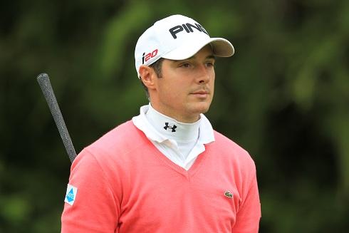 Julien Quesne, la révélation du golf français en 2012