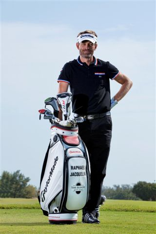 Les sacs de golf des pros