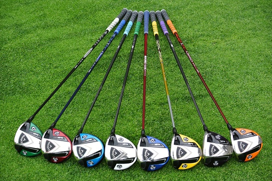 Callaway Golf lance UDesign pour son driver RAZR FIT