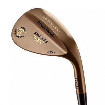 588 Forged RTG par Cleveland Golf : sortie prévu le 21 septembre 2012