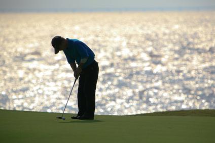 Partir en week-end golf en solo