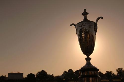 Premier majeur de la saison du Champions tour au Bellerive Country Club