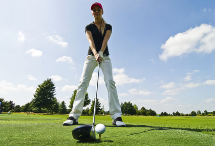 Comment préparer sa routine au golf