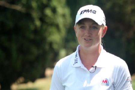 Stacy Lewis : La nouvelle étoile du golf féminin prête à rayonner sur toutes les autres...