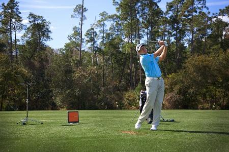 Le trackman est l'outil préféré des pros de golf