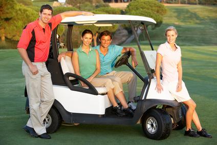 Les jeunes étudiants : l'avenir du golf français