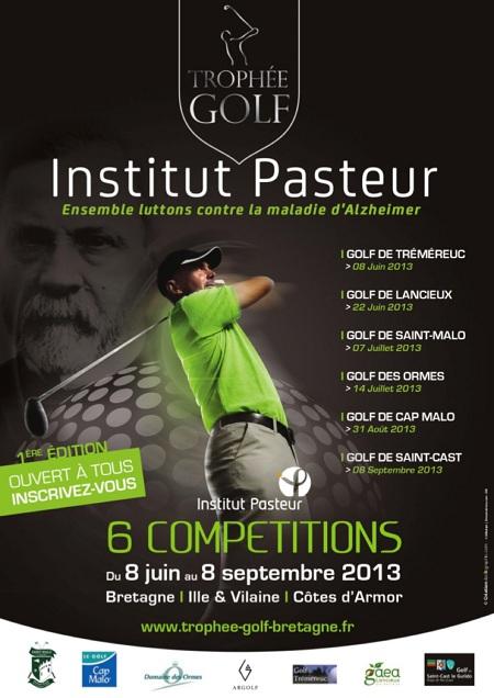 Trophée Institut Pasteur