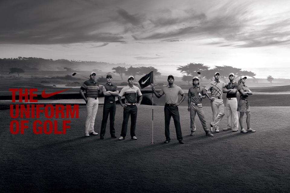 Marketing et golf : une tradition chez Nike