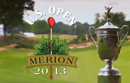 US Open 2013: Records d'inscrits battus pour jouer au Merion Golf Club
