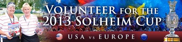 Participez à la Solheim Cup 2013 : Devenez volontaire