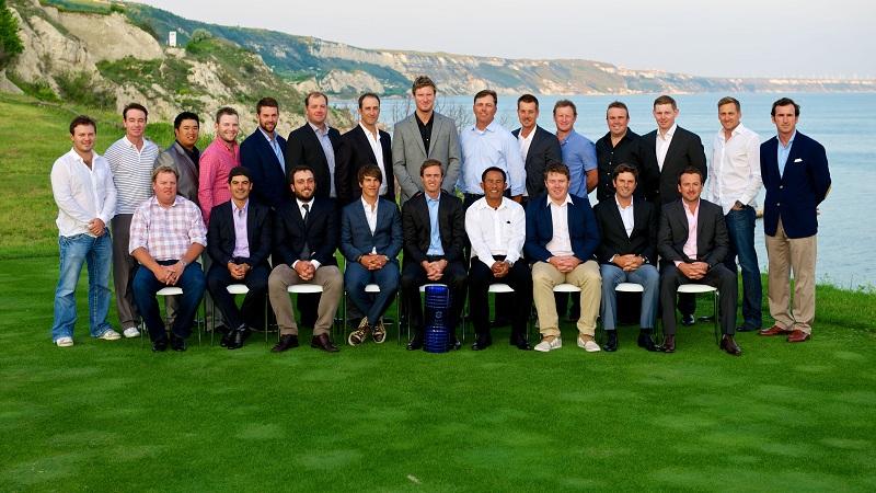 Les 24 golfeurs engagés sur le Volvo World Match Play Championship 2013