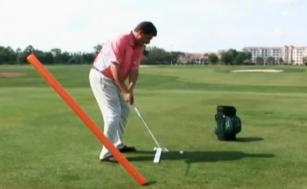 Travailler le bon démarrage de son swing au practice / Faire des waggles pour tester son démarrage