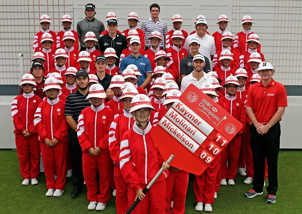 Une grande cuvée 2012 pour les WGC-HSBC Champions !
