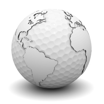 Classer les golfeurs professionnels à travers le monde : une tâche assez rude !