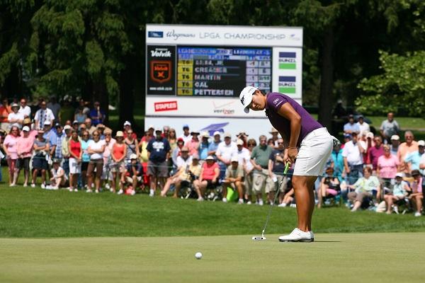 Yani Tseng en plein doute sur les greens du LPGA Tour